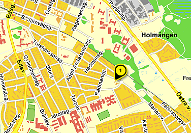 Karta Vanersborg.Vanersborg Karta